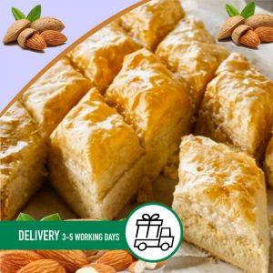 Syria-Sweet-Almond-Baklawa-baklava