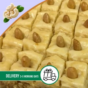 Syria-Sweet-Cashew-Baklawa