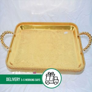 Syria-Sweet-Designs-Golden-Serving-Tray