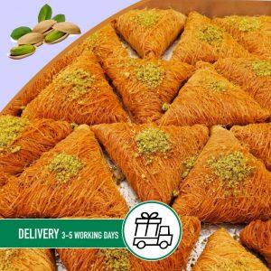 Syria-Sweet-Designs-Knafa-Faysalia-with-pistachio-
