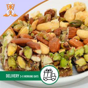 Syria-Sweet-Mixed-nuts-Baklava