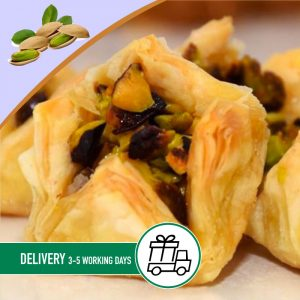 Syria-Sweet-Pistachio-Bokajj-Baklawa