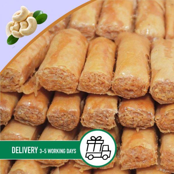 Syria-Sweet-Cashew-Baklawa-fingers