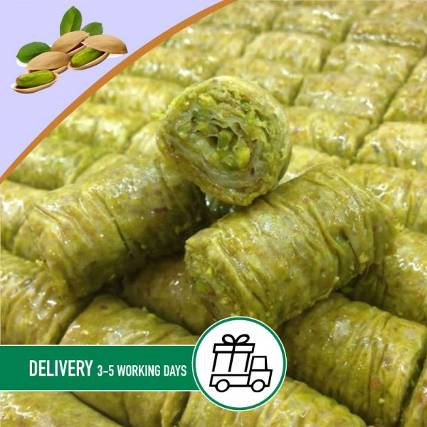 Syria-Sweet-Pistachio-Baklawa-Fingers