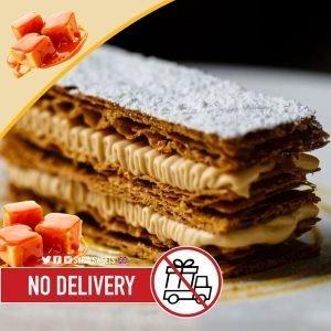 Syria-Sweet-Designs-Caramel-Mille-cake