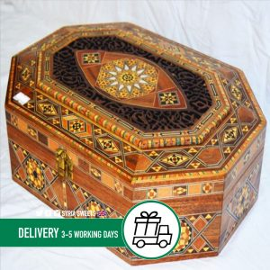 Syria-Sweet-Designs-Oval-Wooden-Box