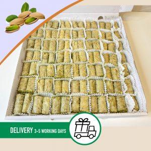 Syria-Sweet-3kg-Pistachio-Fingers