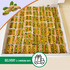 Syria-Sweet-3kg Pistachio-Knafa