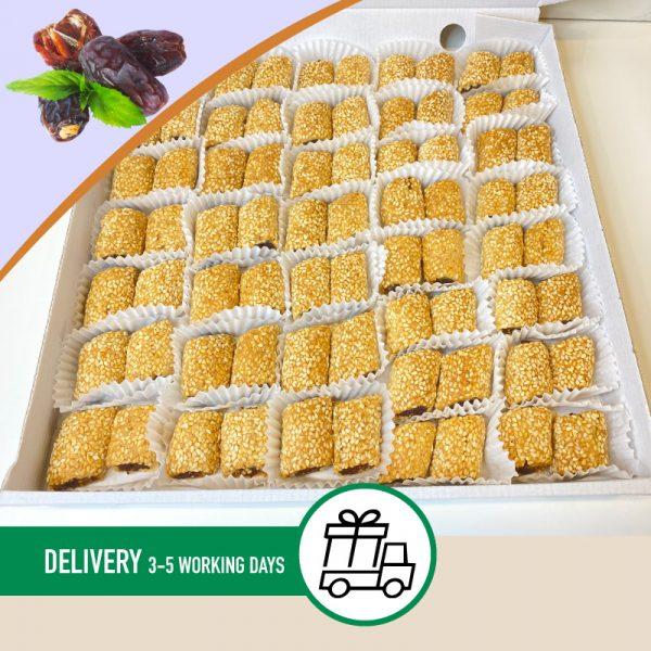 Syria-Sweet-3kg-Sesame-Date-Maamoul