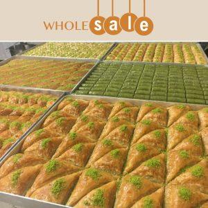 Syria-Sweet-Baklawa-Wholesale