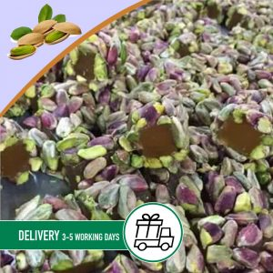 Syria-Sweet-Brown-Delights-with-pistachio