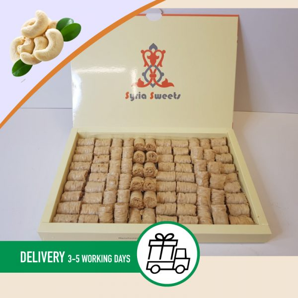 Syria-Sweet-Cashew-fingers-850g
