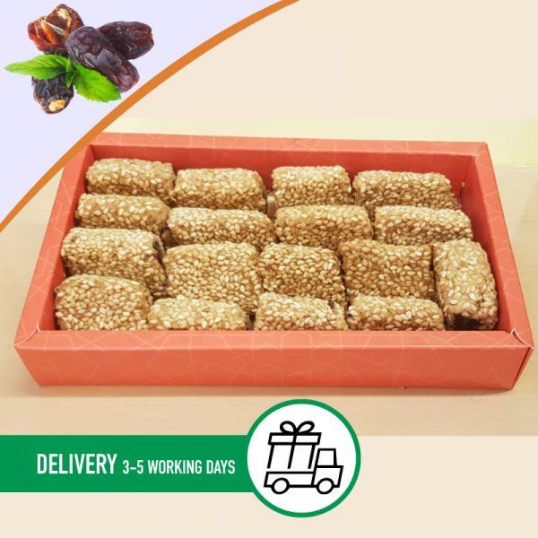Syria-Sweet-Sesame-Date-box-300g
