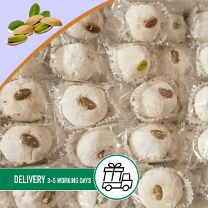 Syria-Sweet-White-delights-with-pistachio