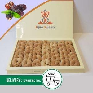 Syria-Sweet-Date-maamoul-box-25x37cm
