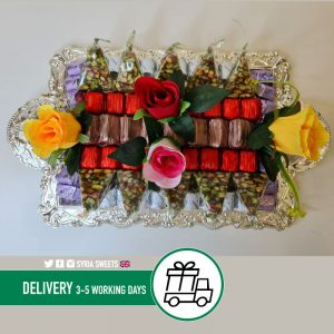 Syria-Sweet-Designs-Chocolate-tray-silver-2kg