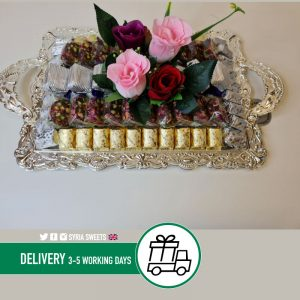 Syria-Sweet-Designs-Silver-tray-chocolate