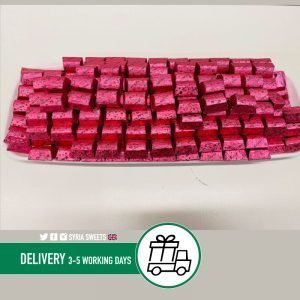 Syria-Sweet-Pink-chocolate-Square