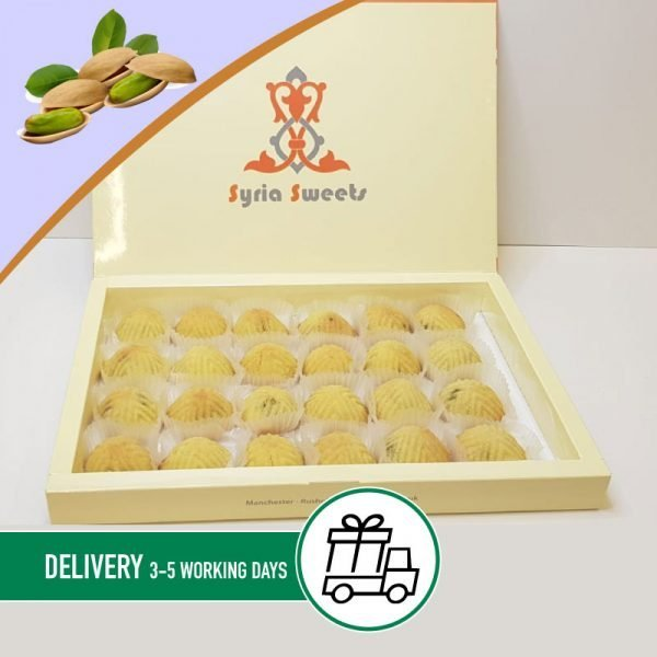 Syria-Sweet-Pistachio-Maamoul-Box