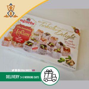 Syria-Sweet-Turkish delights 350g 2