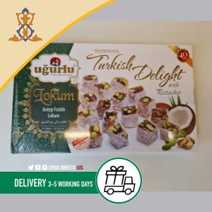 Syria-Sweet-Turkish delights 350g 3