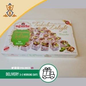 Syria-Sweet-Turkish delights 350g