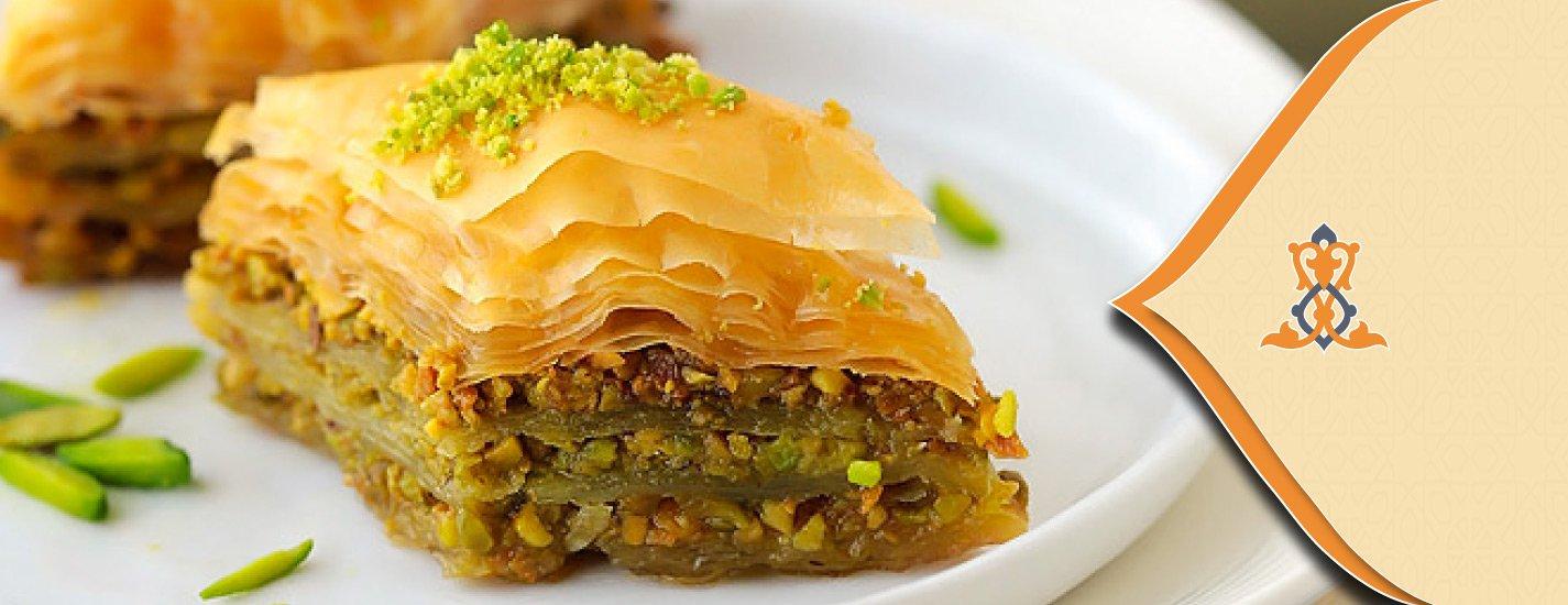Syria-Sweet-Baklava-&-Arabic-Baklawa
